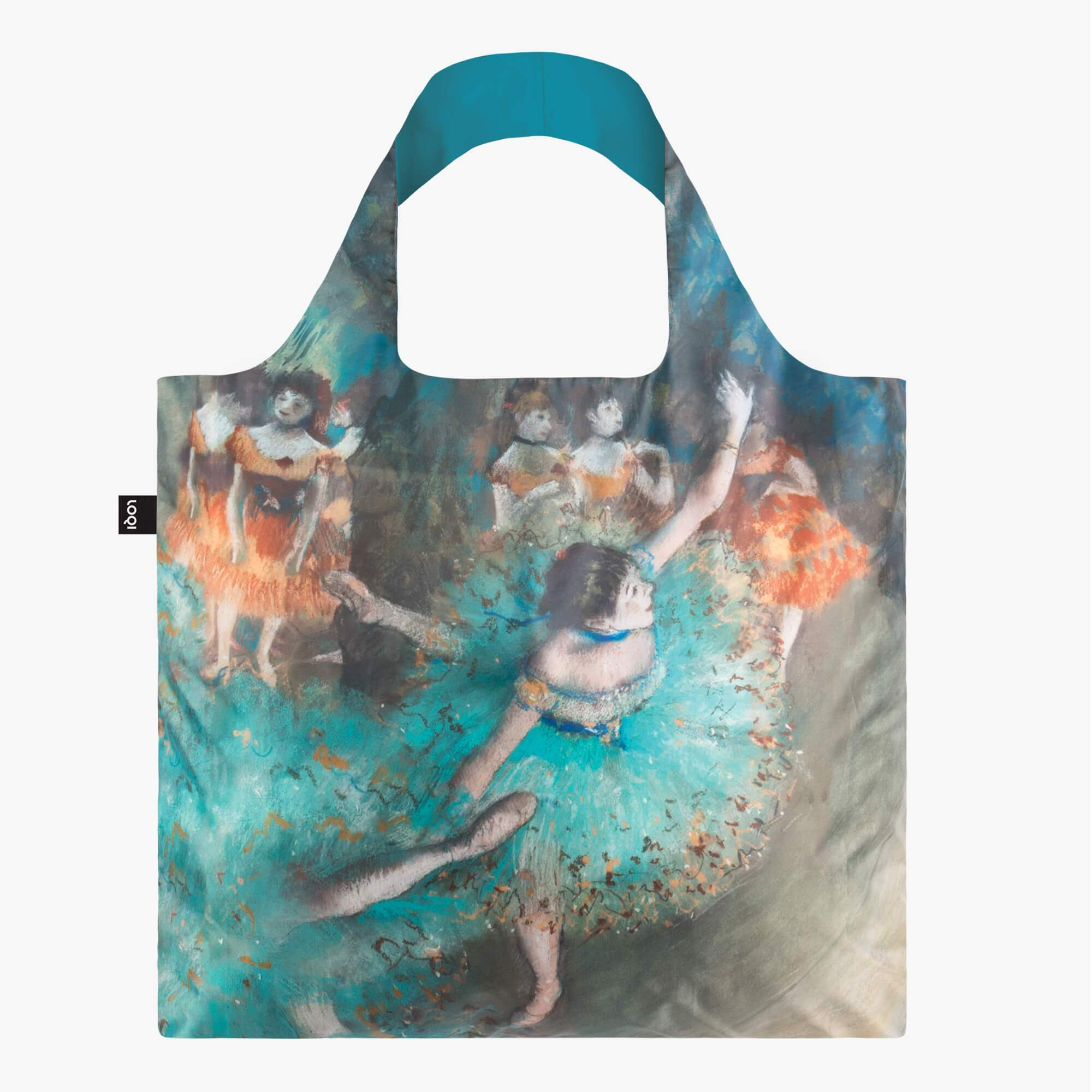 LOQI Edgar Degas Swaying Dancer, 1877-79 Bag