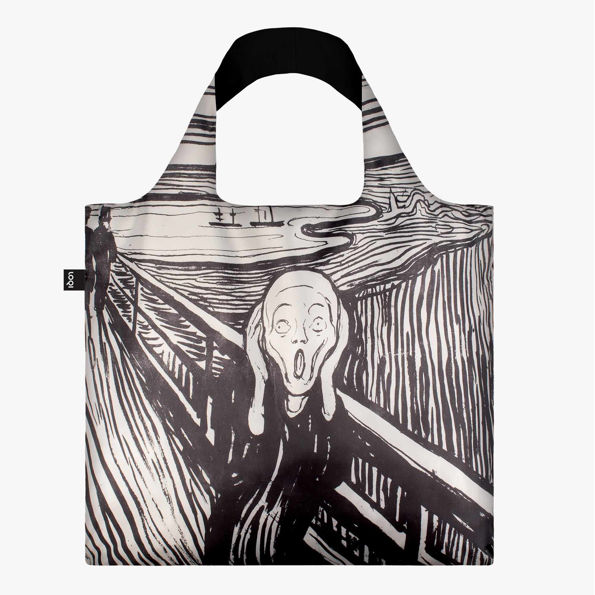 LOQI Edvard Munch The Scream, 1895 Bag