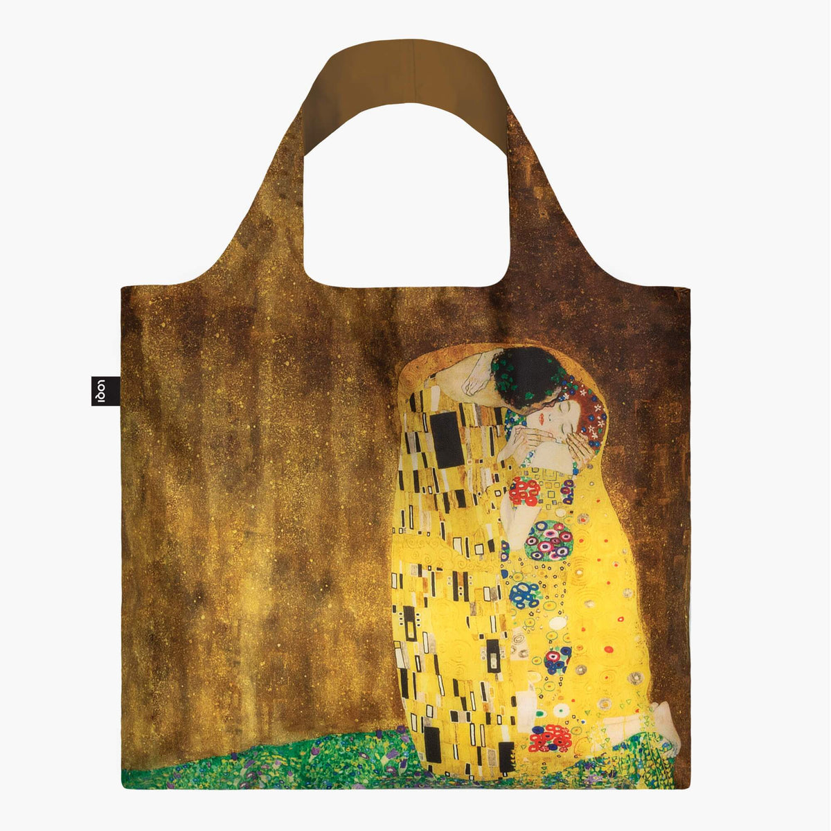LOQI Gustav Klimt The Kiss, 1907-08 Bag