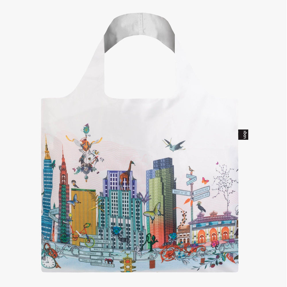 LOQI Kristjana S Williams Interiors New York Bag Back