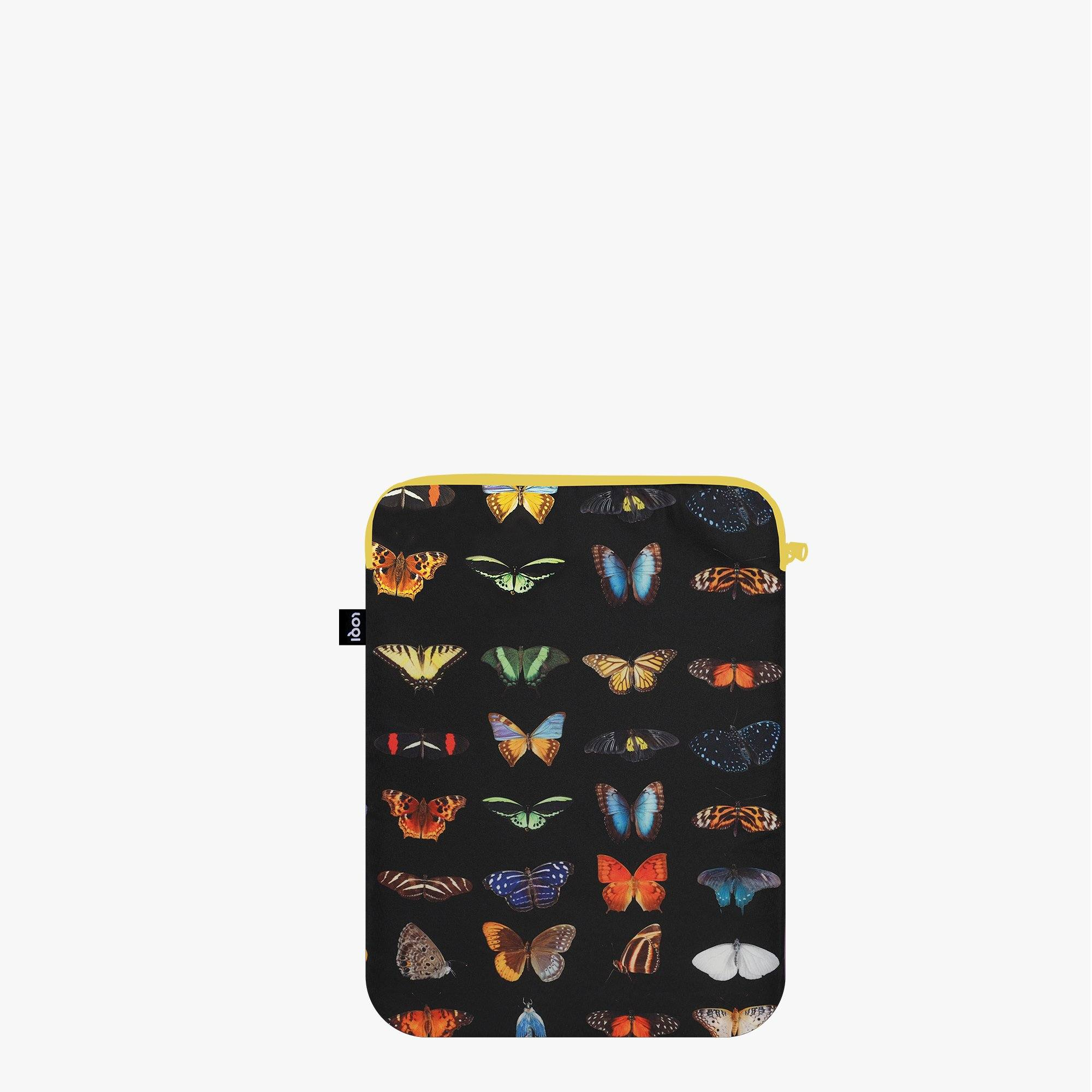 Butterflies and Moths Recycled Laptop Cover