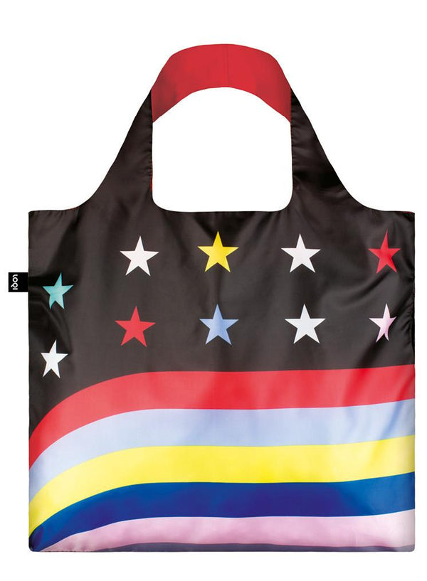 LOQI TRAVEL Stars and Stripes Bag