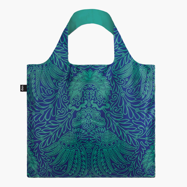 LOQI MAD Japanese Decor Bag face