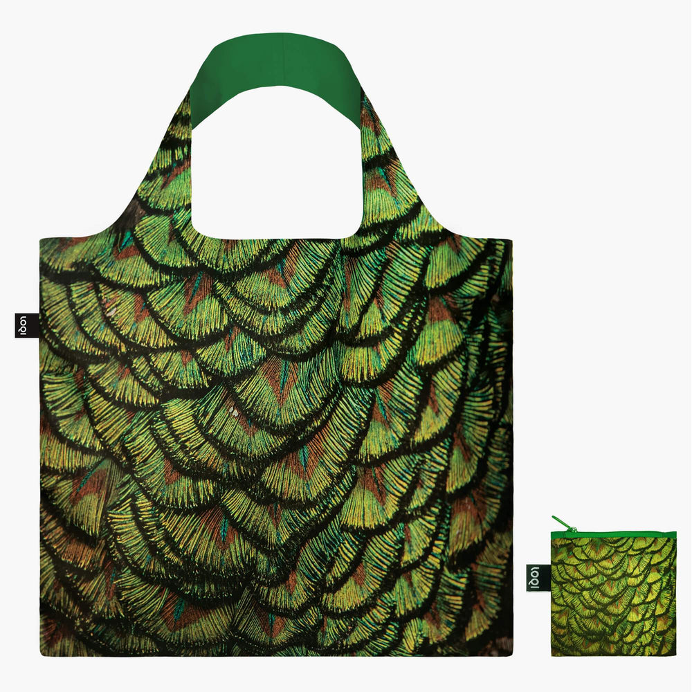 Photo Ark Indian Peafowl Bag