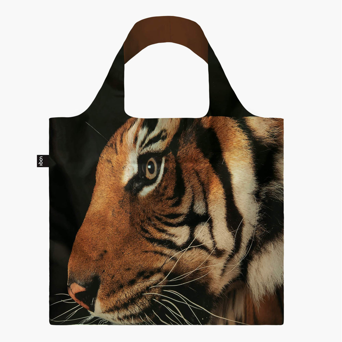 LOQI National Geographic Photo Ark Malayan Tiger Bag