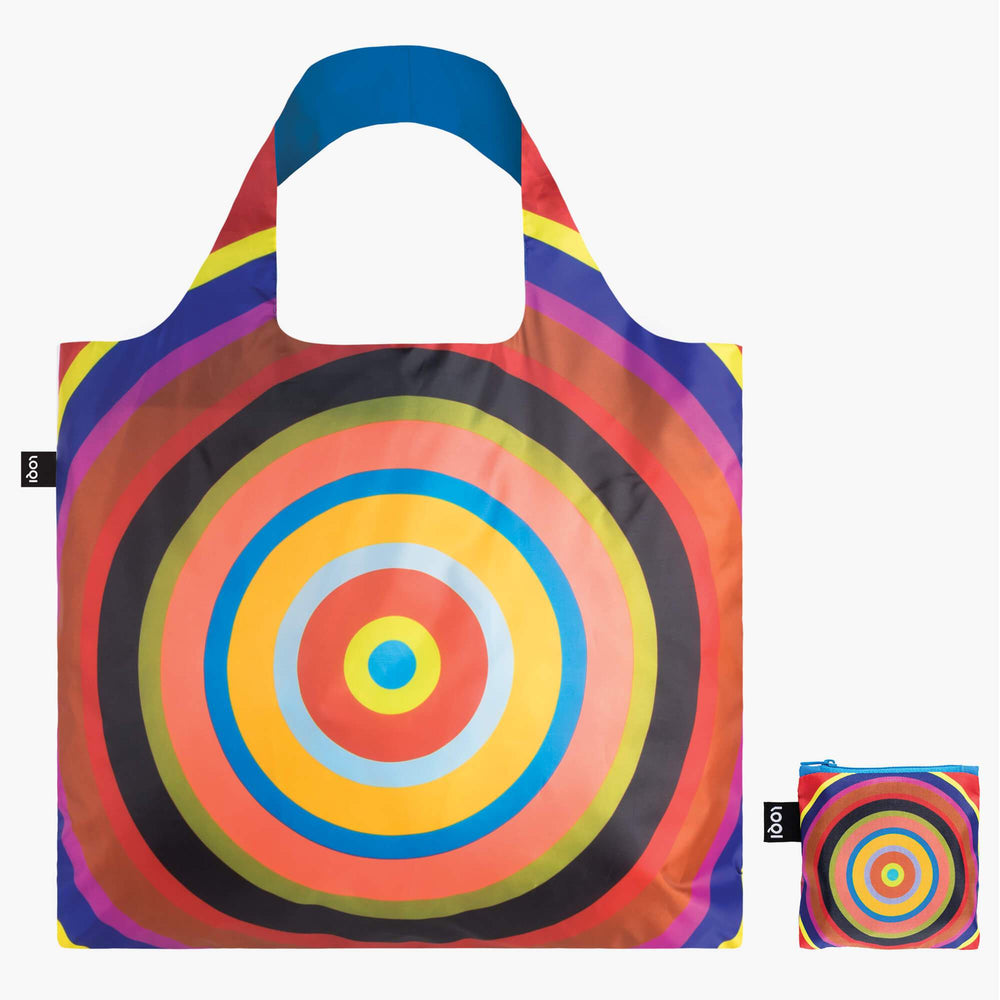 LOQI Poul Gernes Target 1966-69 Bag with Zip Pocket