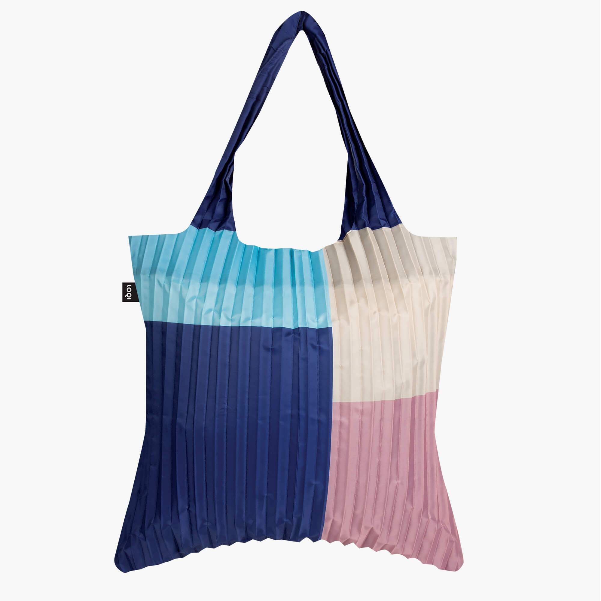 LOQI Pleated Cloud Bag