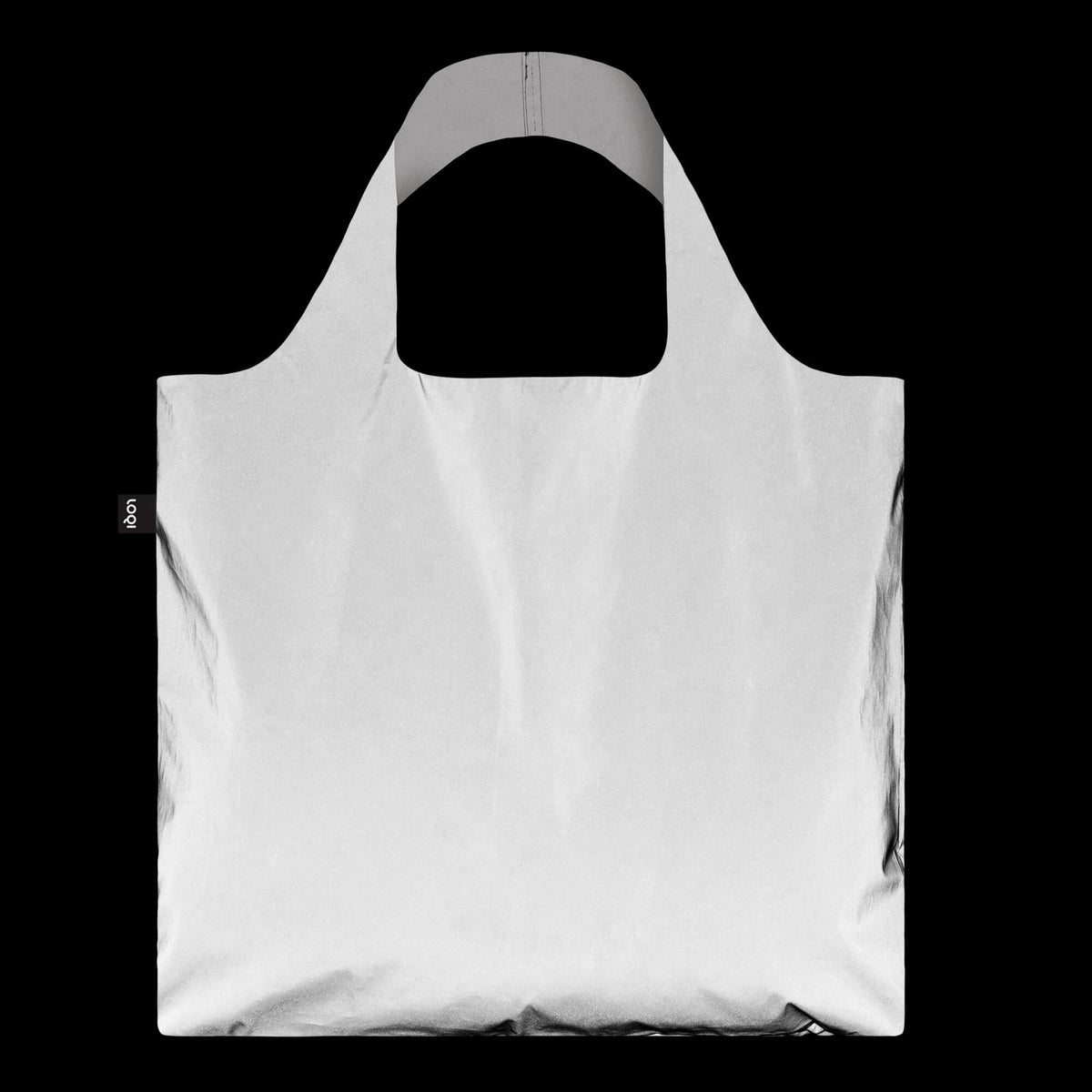 LOQI Reflective Silver Bag Night