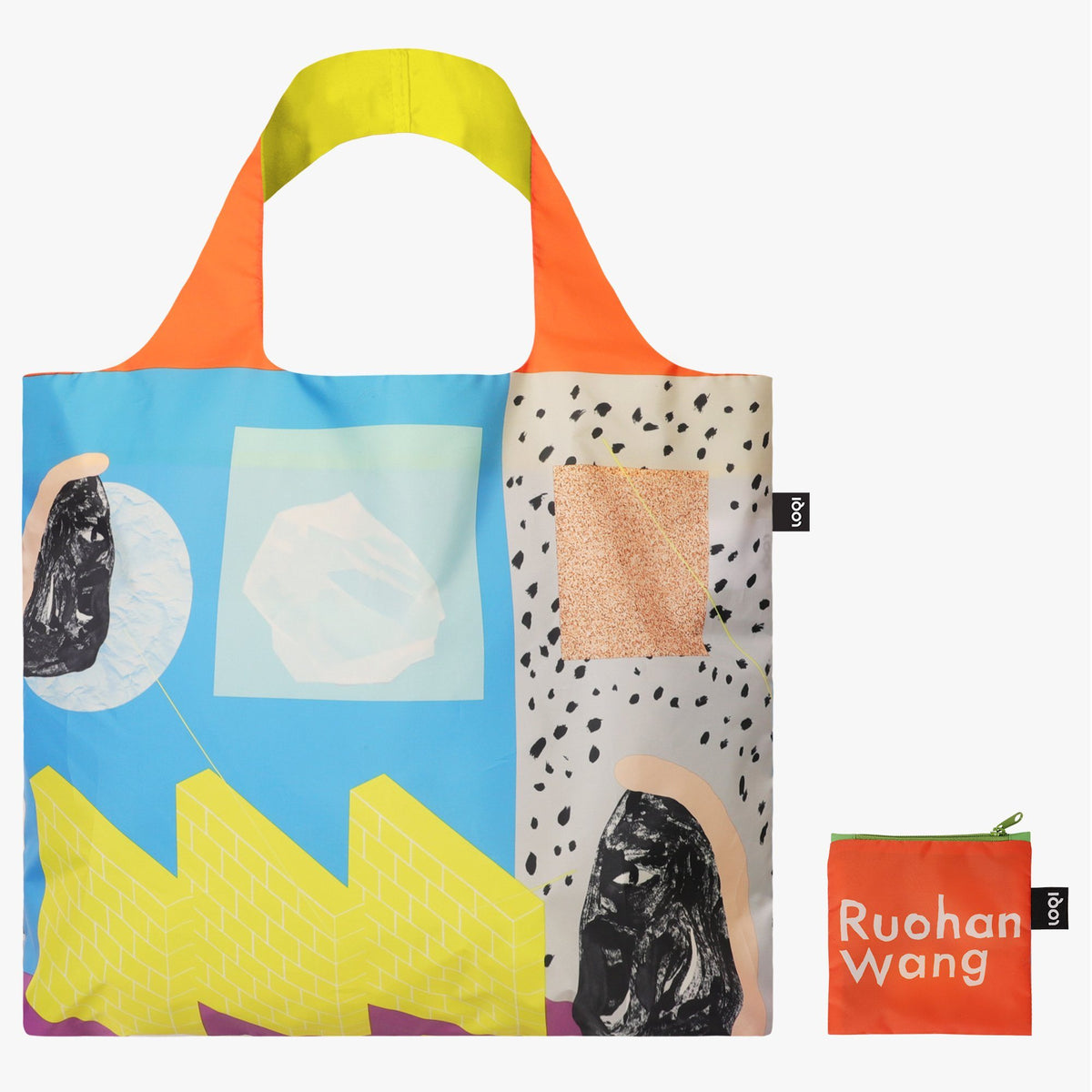 LOQI Ruohan Wang Parallel World Bag
