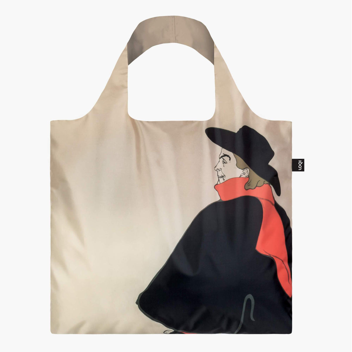 LOQI Henri de Toulouse-Lautrec Jane Avril & Aristide Bruant Bag Back