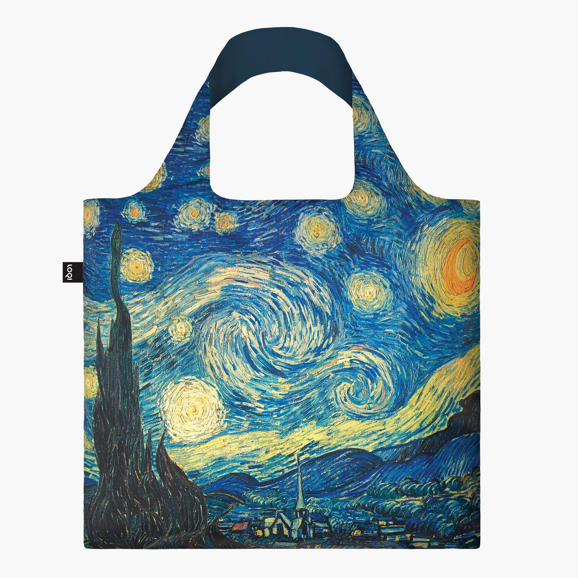 The Starry Night Recycled Bag, 1889