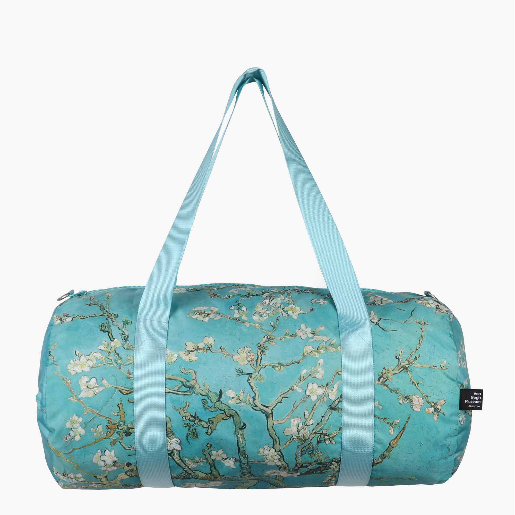 LOQI van Gogh Almond Blossom Recycled Weekender