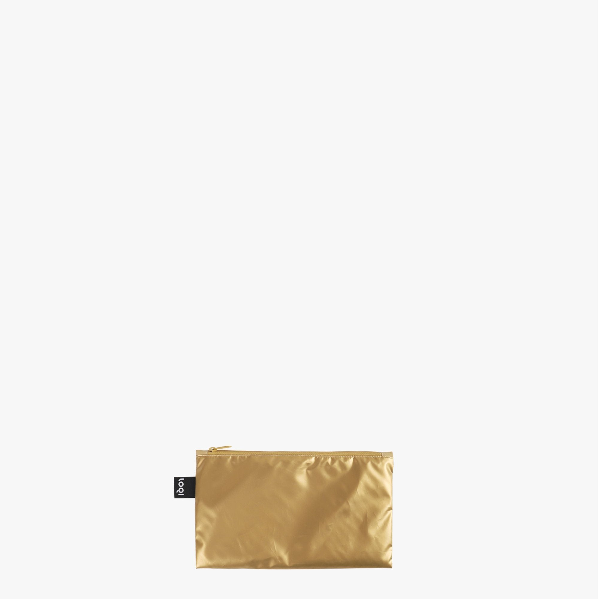 metallics  gold siilver rose gold zip pockets set 3d RGB