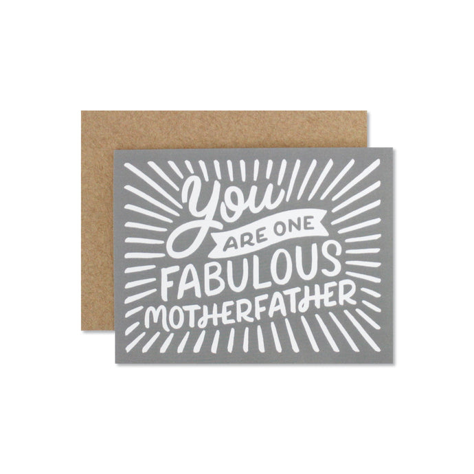 Motherfather Card