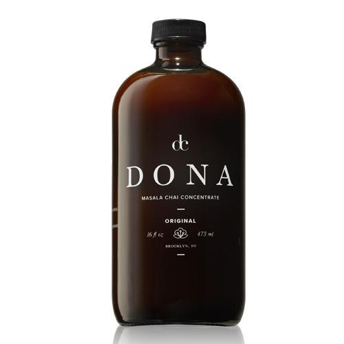 16 oz Masala Chai Concentrate from Dona