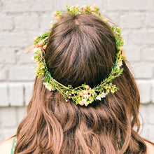 Load image into Gallery viewer, Fairy Flower Crown