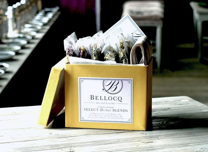 Bellocq Tea, Loose Leaf Popular Tea Collection