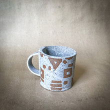 Load image into Gallery viewer, Sugarhouse Ceramics Patterned Mugs