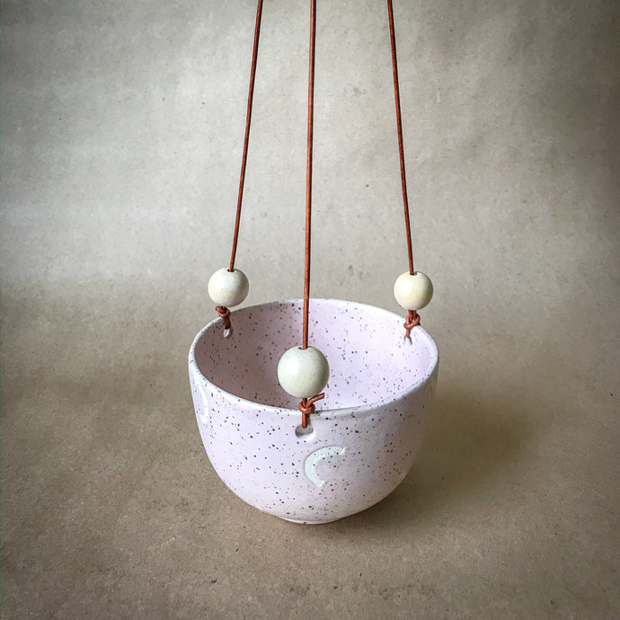 Sugarhouse Ceramics Hanging Planter
