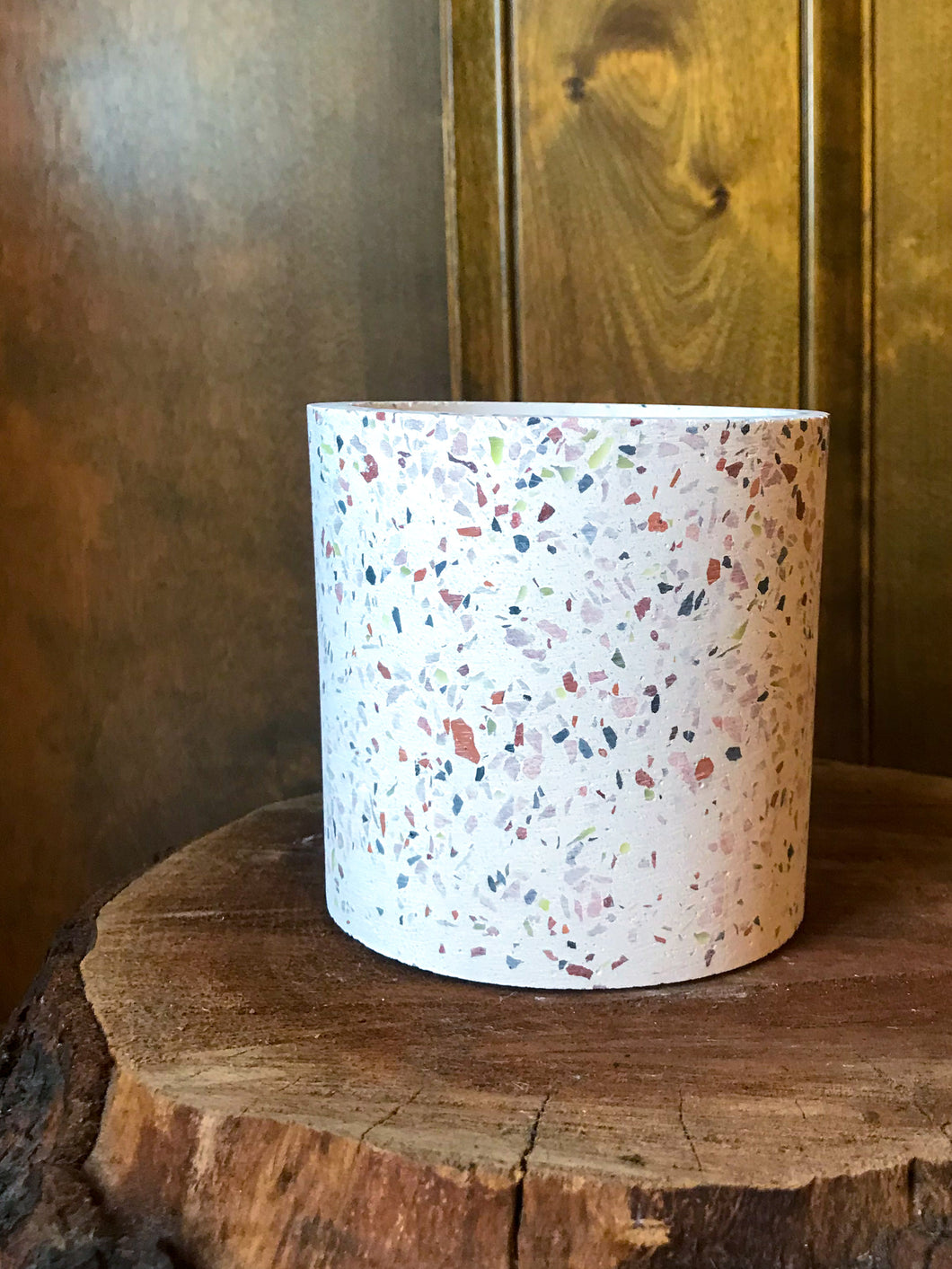 Terrazzo Pot (various sizes)