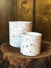 Load image into Gallery viewer, Terrazzo Pot (various sizes)