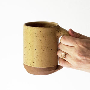 Lail Design Large Ceramic Mug