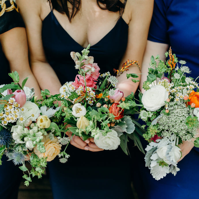 Wedding Party Bouquet