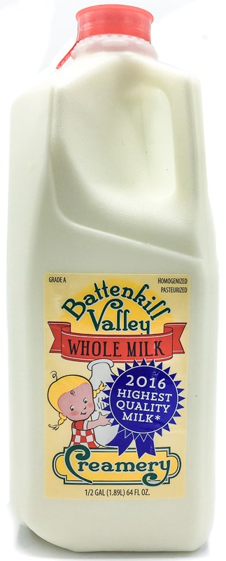 Battenkill Valley Creamery Whole Milk