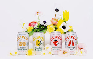 Olipop Prebiotic Soda