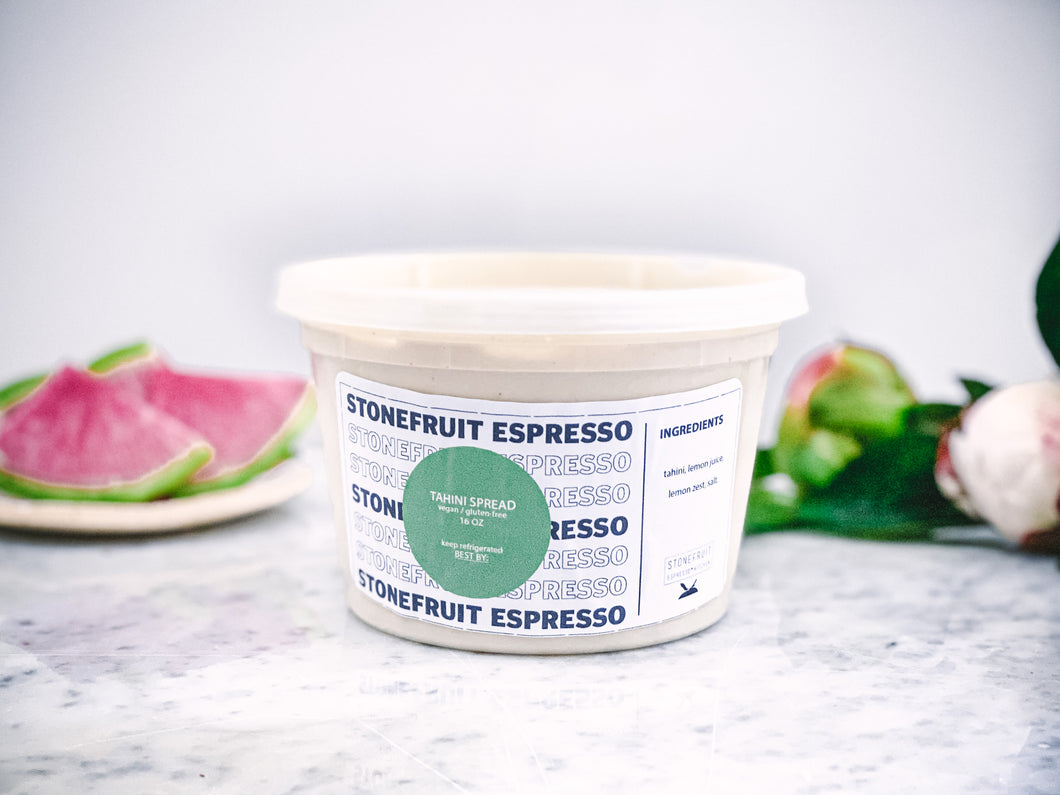 Whipped Tahini Spread