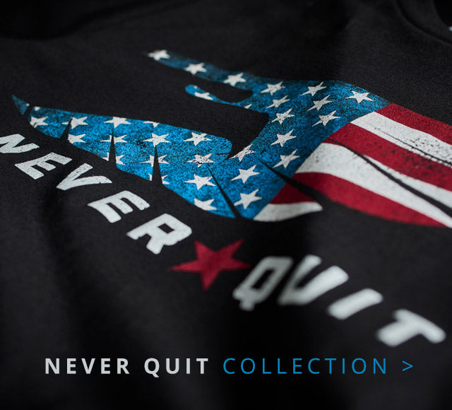 Never Quit Collection