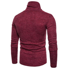 Load image into Gallery viewer, Piles Collar Long Sleeve Asymmetric Sweater-Don Dapper Store