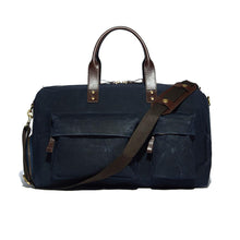 Load image into Gallery viewer, Dapper Wax Shoe Duffel Bag
