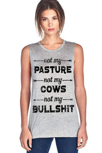 Not My Pasture Not My Cows-Don Dapper Store