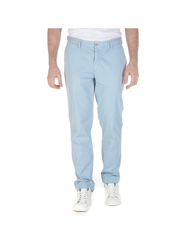 Polo by Ralph Lauren Mens Pants Light Blue-Don Dapper