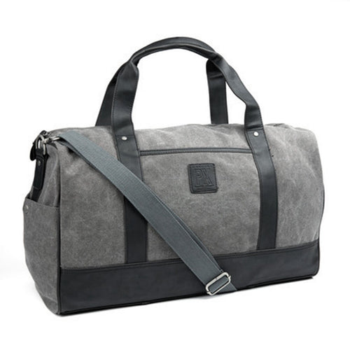 Dapper Canvas Duffel Bag