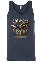 Load image into Gallery viewer, Men's American Pride USA Flag Tank Top Shirt-Don Dapper Store