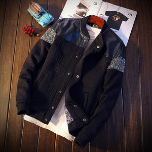 Vintage Classic Casual Light Jacket-Don Dapper