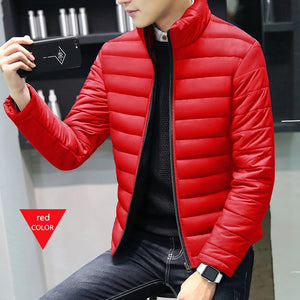 Contemporary New-Age Padded Fleece Jacket-Don Dapper