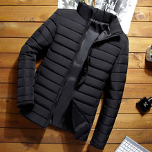Load image into Gallery viewer, Contemporary New-Age Padded Fleece Jacket-Don Dapper