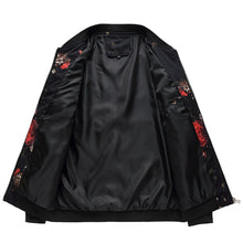 Load image into Gallery viewer, Contemporary Oblivion Floral Casual Jacket-Don Dapper