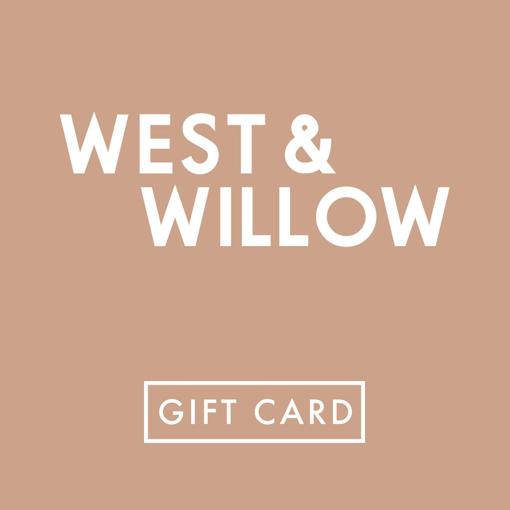 West & Willow Gift Card
