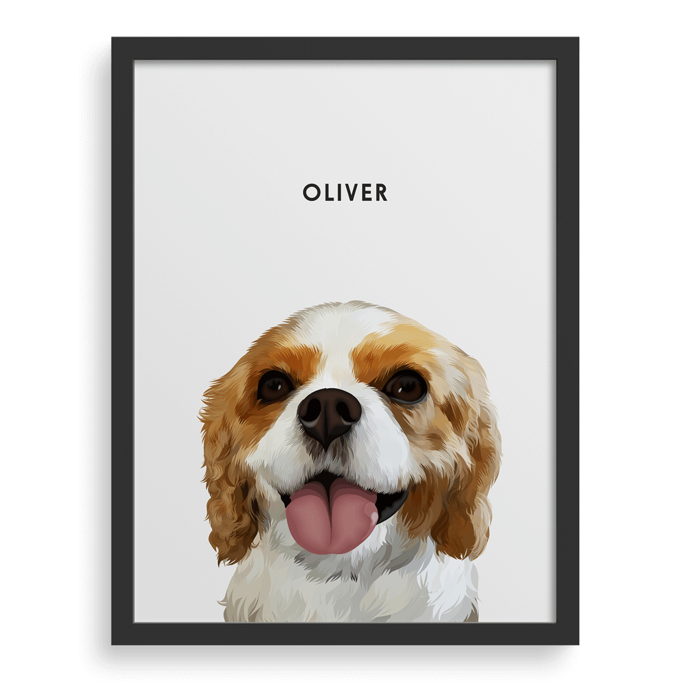 Custom One Pet Portrait