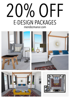 E-Design Packages Now Available!