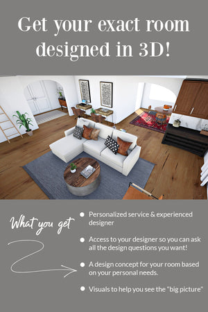 Get Your Exact Room Designed In 3D With Our Virtual Home Design Service