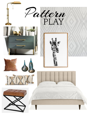 Master Bedroom: Interior Design Concept Boards