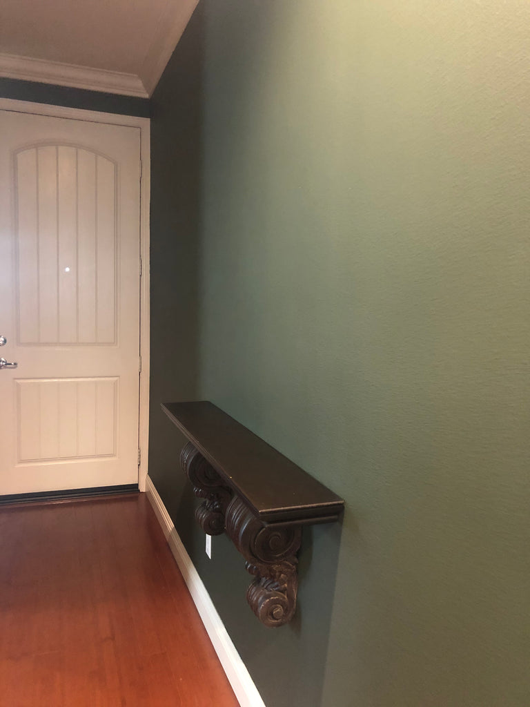 chimichurri by benjamin moore wall color