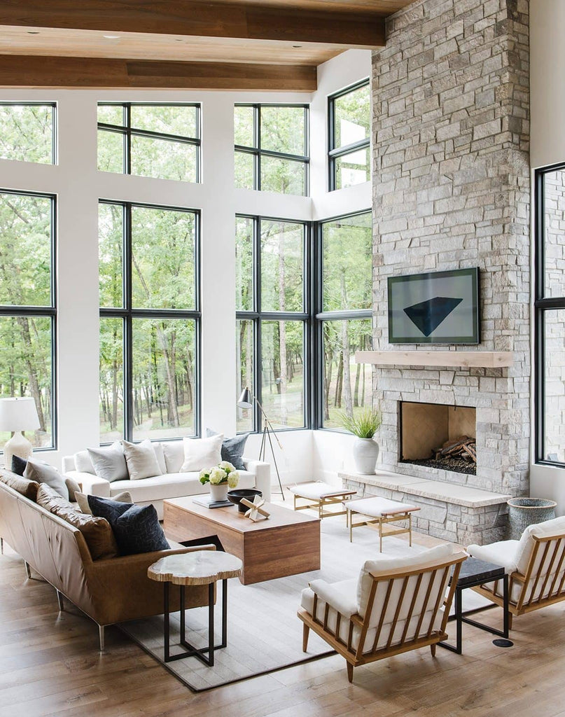 Home style Inspiration California Mountain Modern with Vintage Vibes