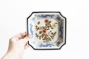 Decorative Chinese Porcelain Plate, Jewelry & Trinket Plate