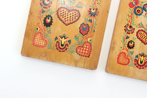 Hand Painted Cutting Boards, Kitchen Decor, Mother's Day Gift, Christmas Gift